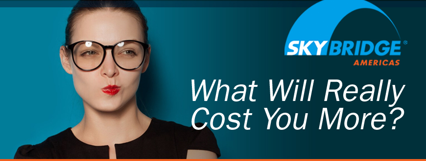 What Will Really Cost You More?
