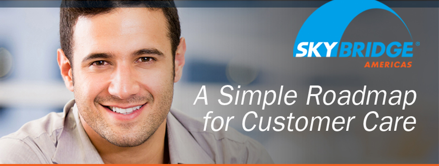 A Simple Roadmap for Customer Care