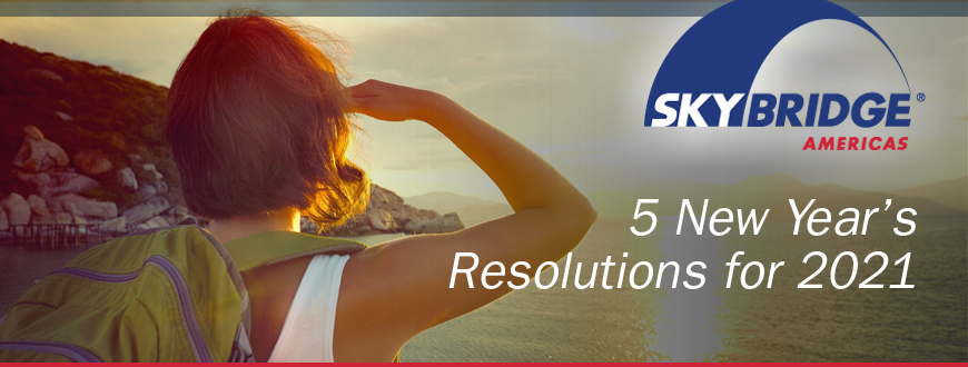 5 New Year's Resolutions for 2021