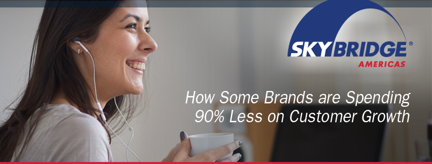 How Some Brands are Spending 90% Less on Customer Growth